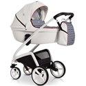 Детская коляска 2 в 1 Expander Storm 03 White