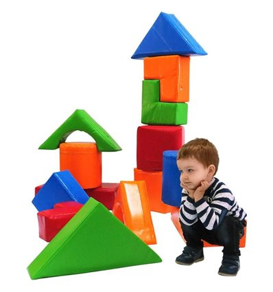 Дитячий конструктор Kidigo Будівельник-6