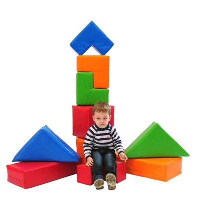Дитячий конструктор Kidigo Будівельник-8
