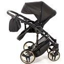 Детская коляска 2 в 1 Tako Junama Diamond Mirror 02 Gold