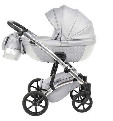 Детская коляска 2 в 1 Tako Cristal 03 серая
