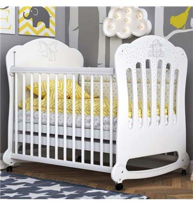 Детская кроватка СидиМ Юджин с ящиком