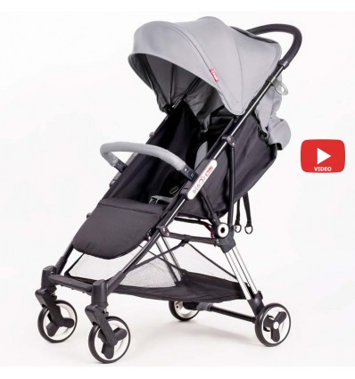 Детская прогулочная коляска Ninos Mini Grey