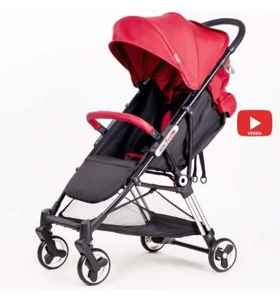 Детская прогулочная коляска Ninos Mini Red