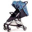 Детская прогулочная коляска Ninos Mini Blue Jungle
