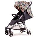 Детская прогулочная коляска Ninos Mini Pink Jungle