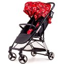 Детская прогулочная коляска Ninos Mini Red Love