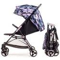 Детская прогулочная коляска Ninos Mini Purple Bird