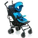 Детская прогулочная коляска MiooBaby Argo Джинс