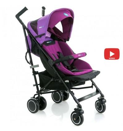 Детская прогулочная коляска MiooBaby Argo Пурпурная