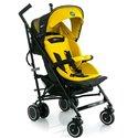 Детская прогулочная коляска MiooBaby Argo Желтая
