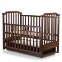 Детская кроватка MiooBaby Caprice Noce