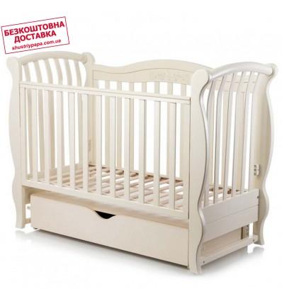 Детская кроватка MiooBaby Sinfonia Ivory