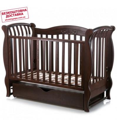 Детская кроватка MiooBaby Sinfonia Noce