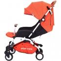 Детская прогулочная коляска Yoya Care 2018 оранжевая