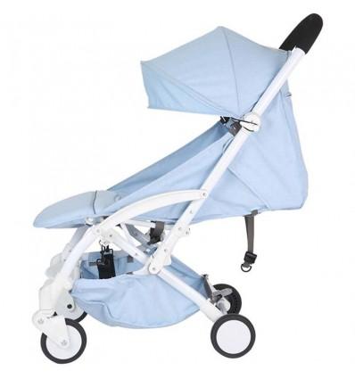 Детская прогулочная коляска Yoya Care Wider бирюзовая
