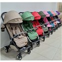 Детская прогулочная коляска Yoya Care Future 2019 пурпурная