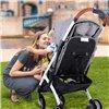 Детская прогулочная коляска Yoya Plus 3 серая