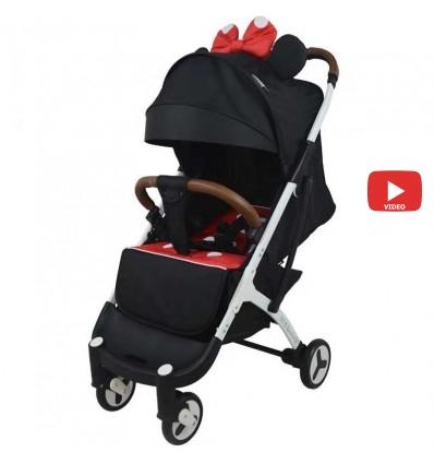 Детская прогулочная коляска Yoya Plus 3 Минни