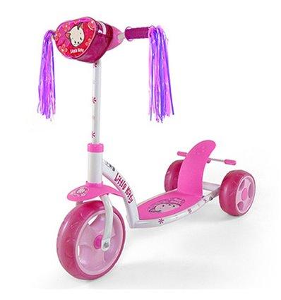 Самокат Milly Mally Sporty New розовый