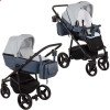 Детская коляска 2 в 1 Adamex Reggio Y41-CZ