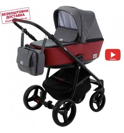 Детская коляска 2 в 1 Adamex Reggio Y60