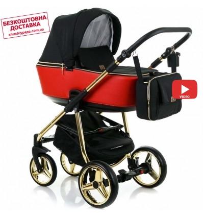 Детская коляска 2 в 1 Adamex Reggio Special Edition Y804
