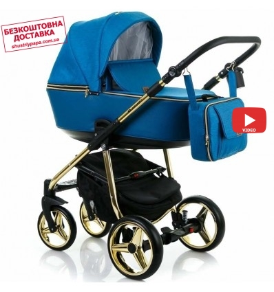 Детская коляска 2 в 1 Adamex Reggio Special Edition Y826