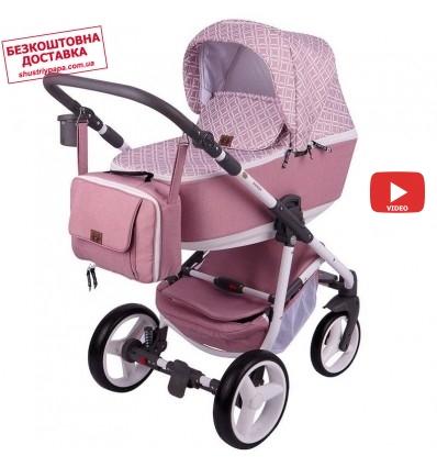 Детская коляска 2 в 1 Adamex Riccio Q220