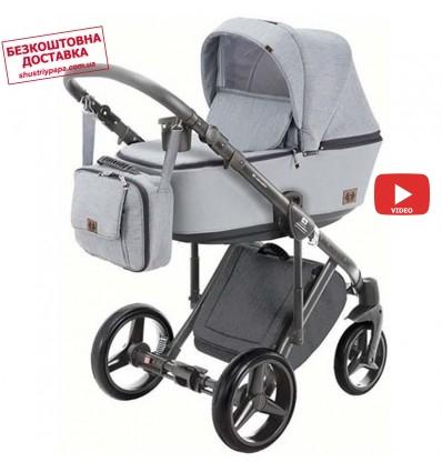 Детская коляска 2 в 1 Adamex Riccio Y56