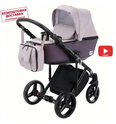 Детская коляска 2 в 1 Adamex Riccio Y59