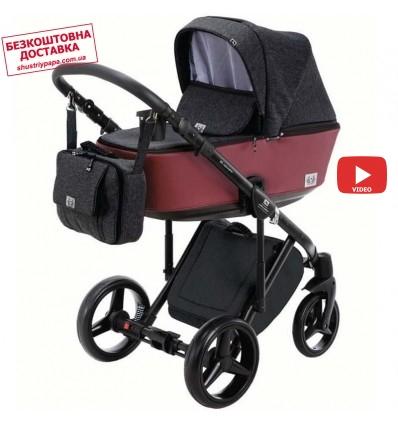 Детская коляска 2 в 1 Adamex Riccio Y60