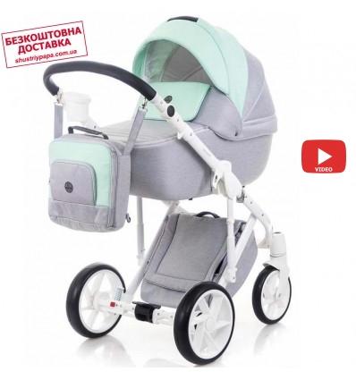 Детская коляска 2 в 1 Bebe-Mobile Marconi BE60