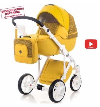 Детская коляска 2 в 1 Bebe-Mobile Marconi BE68