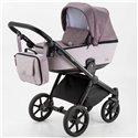 Детская коляска 2 в 1 Bebe-Mobile Cesaro Y44