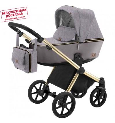 Детская коляска 2 в 1 Bebe-Mobile Cesaro Special Edition Y811