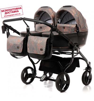 Универсальная коляска для двойни Tako Corona Duo