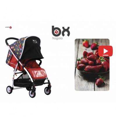 Детская прогулочная коляска Baciuzzi BX Fragola