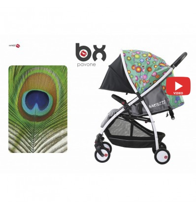Детская прогулочная коляска Baciuzzi BX Pavone