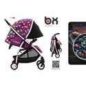 Детская прогулочная коляска Baciuzzi BX Prugna