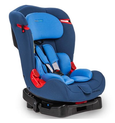 Автокресло детское Mioobaby Dual Safe Blue, 0-25 кг