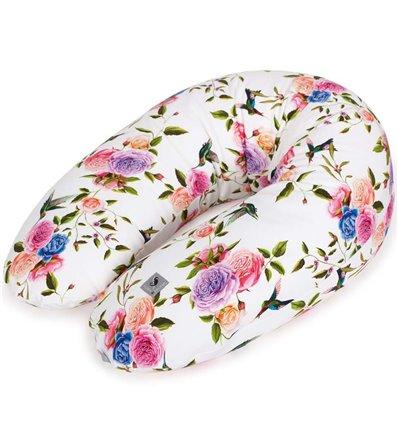 Подушка для беременных Ceba Physio Multi Flora&Fauna Flores