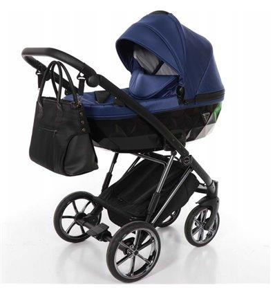 Детская коляска 2 в 1 Tako Junama Diamond V-Plus 06 Blue