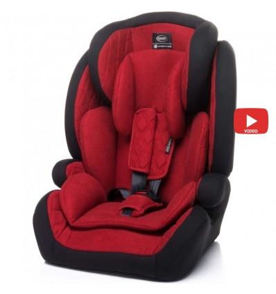 Автокресло детское 4Baby Aspen Red, 9-36 кг