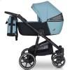 Детская коляска 2 в 1 Verdi Verano 02 Blue