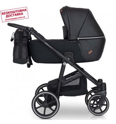Детская коляска 2 в 1 Verdi Verano 04 Black