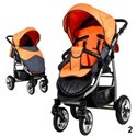 Детская прогулочная коляска Adbor Mio 2