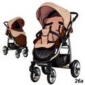 Детская прогулочная коляска Adbor Mio 26A