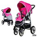 Детская прогулочная коляска Adbor Mio 53A