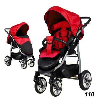 Детская прогулочная коляска Adbor Mio 110
